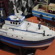 Chalutier le Petit Casimir basé à Dieppe