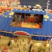 Chapiteau du Cirque Caros