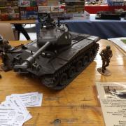 "Char américain ""M41 Walker Buldog"""