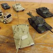 """Chars américain """"Abrams"""""""