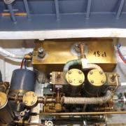Chaudière et moteur du TID 27