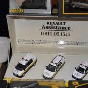 Coffret de Véhicules Renault Assistance