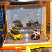 Coffret  Renault Clio et  F1