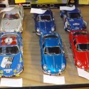 Collection d'Alpine Renault