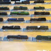 Collection les locomotives à vapeur du monde