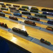 Collection les locomotives du monde