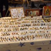 Collections de fèves