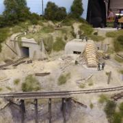 Construction des fortifications