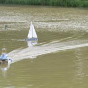Démonstration du Catamaran