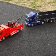 Dépannage d'un Scania