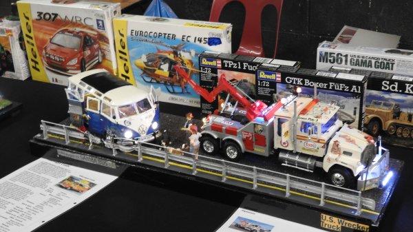Dépanneuse US Vrecker Truck