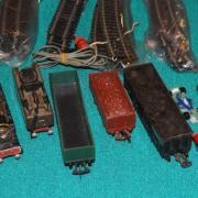 Diverses Locos et wagons
