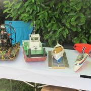 Diverses maquettes du