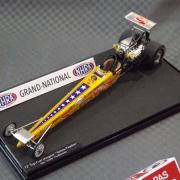 Dragster Top Fuel le