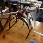 """Drone """"DJI F450"""""""