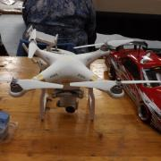"Drone ""Phantom 3 Pro"""