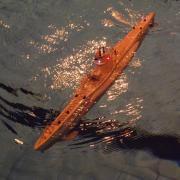 U47 avant plongée