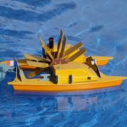Surprenante maquette en navigation libre (en attente d'une radio)