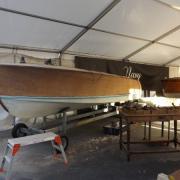 Restauration de bateaux anciens