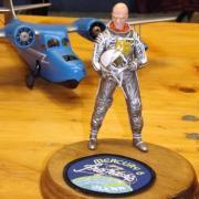 L'Astronaute John Glenn - Vol Mercury 6