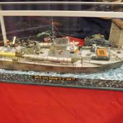 Royal Navy Vosper 72' 6'' MTB77