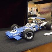 La Matra MS11 de Jean Pierre Beltoise - GP de Monaco 1968