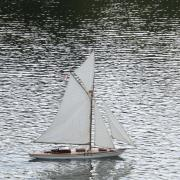 Estelle en navigation