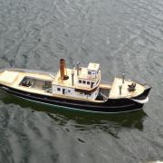 Le Muimota en navigation
