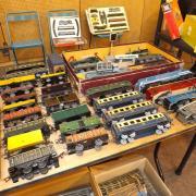 Trains anciens