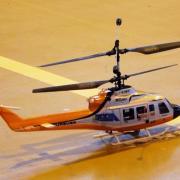 Hélicoptère d'initiation