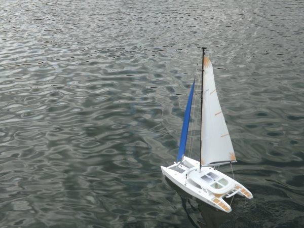 Catamaran le