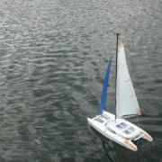 """Catamaran le """"Gimini II"""""""