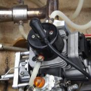 Le moteur 26 cc du