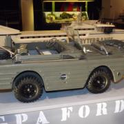 Engin militaire GPA Ford