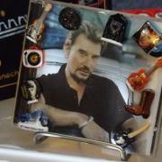 Fèves de Collection en hommage à Johnny Hallyday