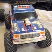 Ford V8-7,5L Big Roader 4WD jouet RC de 1983