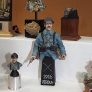 Hommage aux soldats de Verdun
