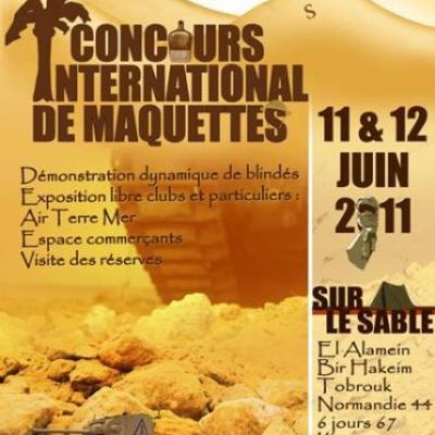 Exposition au Musée des Blindés à Saumur (Juin 2011)