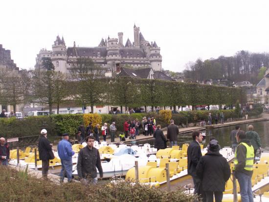 Pierrefonds Avril 2011