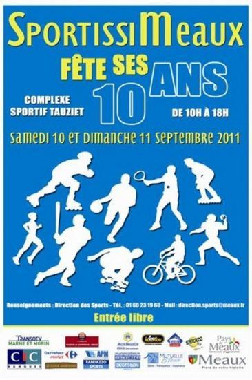 SportissiMeaux fête ses 10 ans