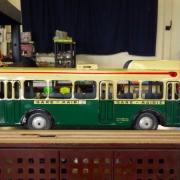 Jouet ancien Autobus