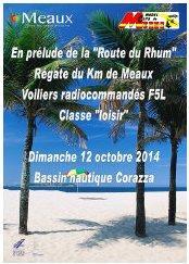 Km Voiles Loisirs à Meaux (Octobre 2014)