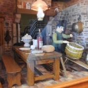 L'atelier de vannerie