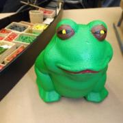 La grenouille qui voulait être aussi grosse que le Boeuf