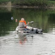 La récup au secours d'un bateau en panne