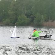 La récup au secours de 2 voiliers en détresse