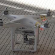 La Sté ALT-Drone était présente avec son DJI Phantom 3 Pro pour couvrir cet événement