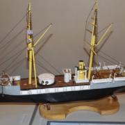Le Huascar de la Marine péruvienne. Lancé en 1865