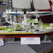 Le Suroit navire polyvalent de recherches océanographiques