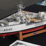 Le Triton bâtiment d'intervention et d'expérimentation sous-marine de 1970